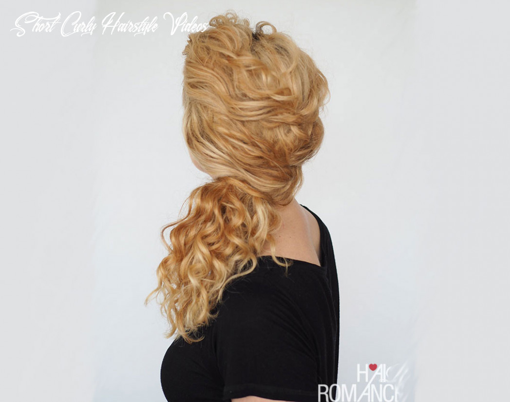 12 Easy and Cute Hairstyles for Curly Hair | Southern Living