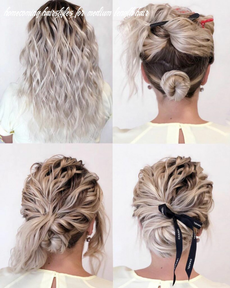 12 easy hairstyles step by step diy | easy homecoming hairstyles