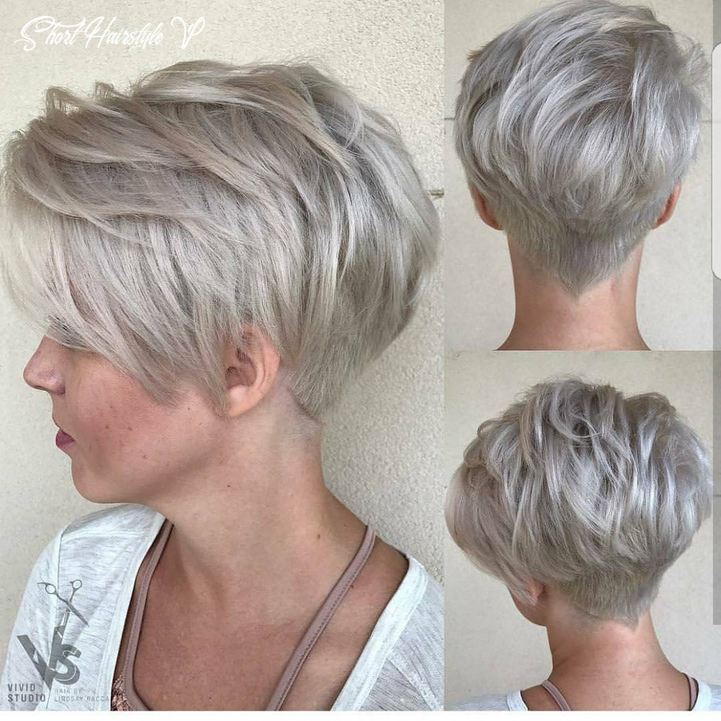 12 easy pixie haircut styles & color ideas 12 short hairstyle v