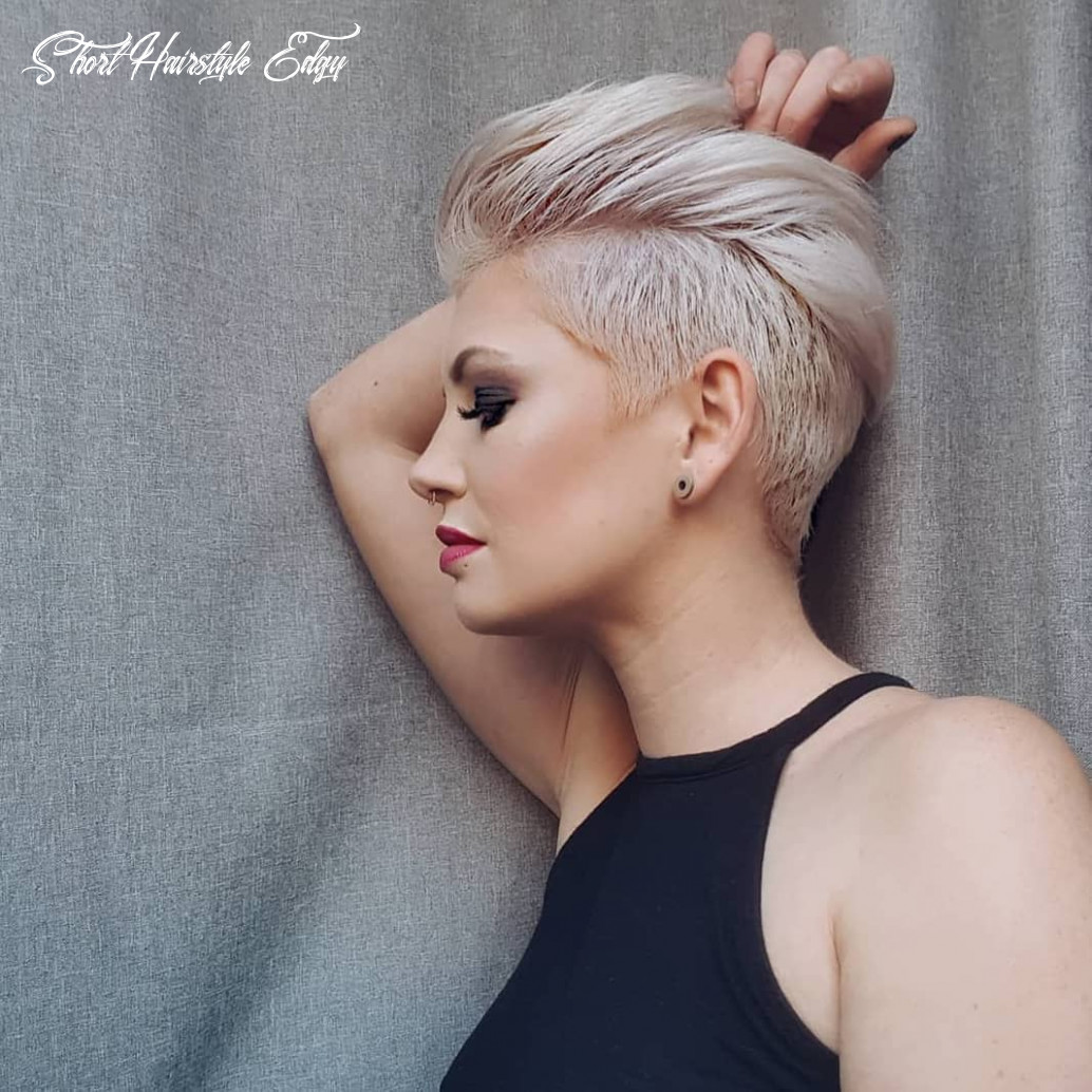 12 edgy pixie haircuts for women hairstyleto short hairstyle edgy