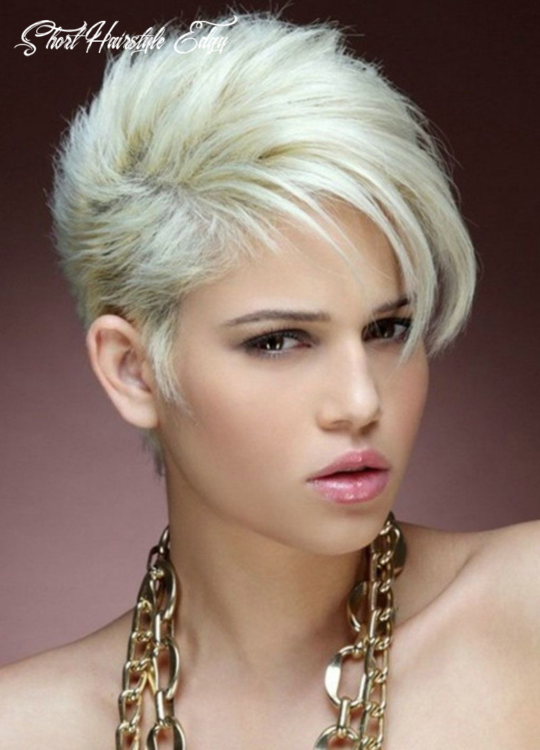 12 Edgy Short Hairstyles for Women To Be The Trendsetter | Hairdo ...