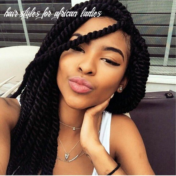 12 everyday new black women hairstyles to copy this year hair styles for african ladies