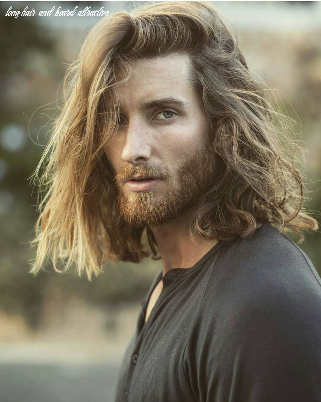 12 excellent facial hair styles [new 12 trends] | long hair