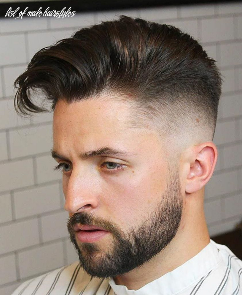 12 exquisite hairstyles for men with straight hair list of male hairstyles