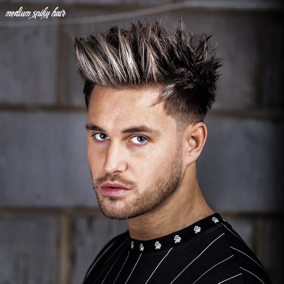 12 exquisite spiky hairstyles: leading ideas for 1219 medium spiky hair