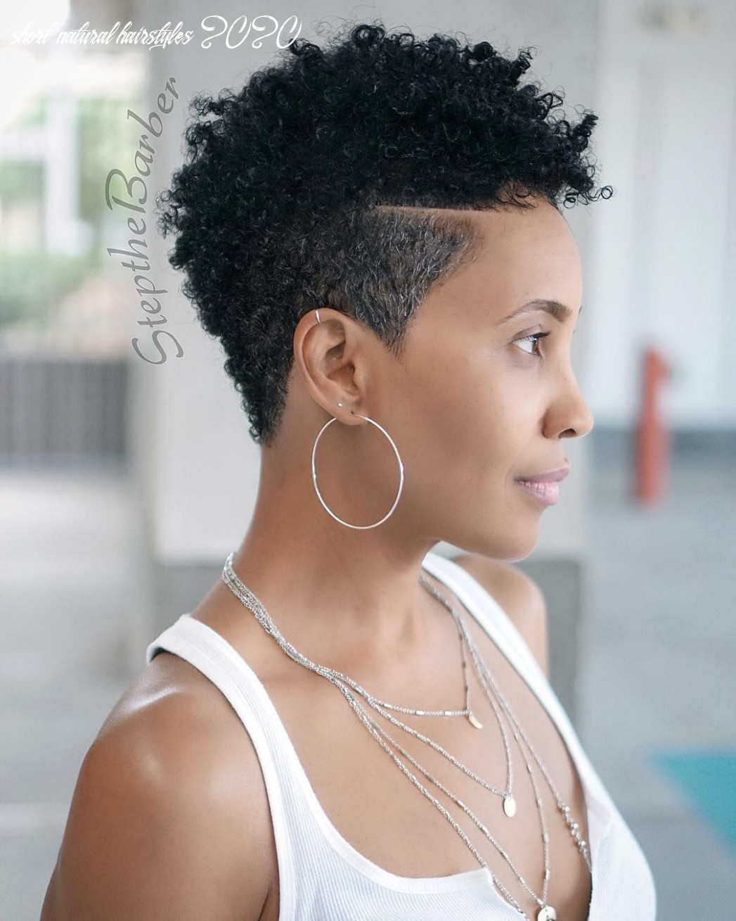 12 fabulous natural hairstyles best short natural hairstyles