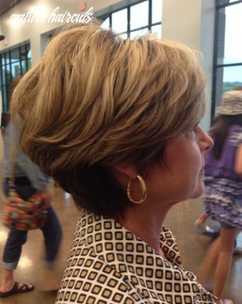 12 fashionable short hairstyles for mature women styles weekly mature haircuts