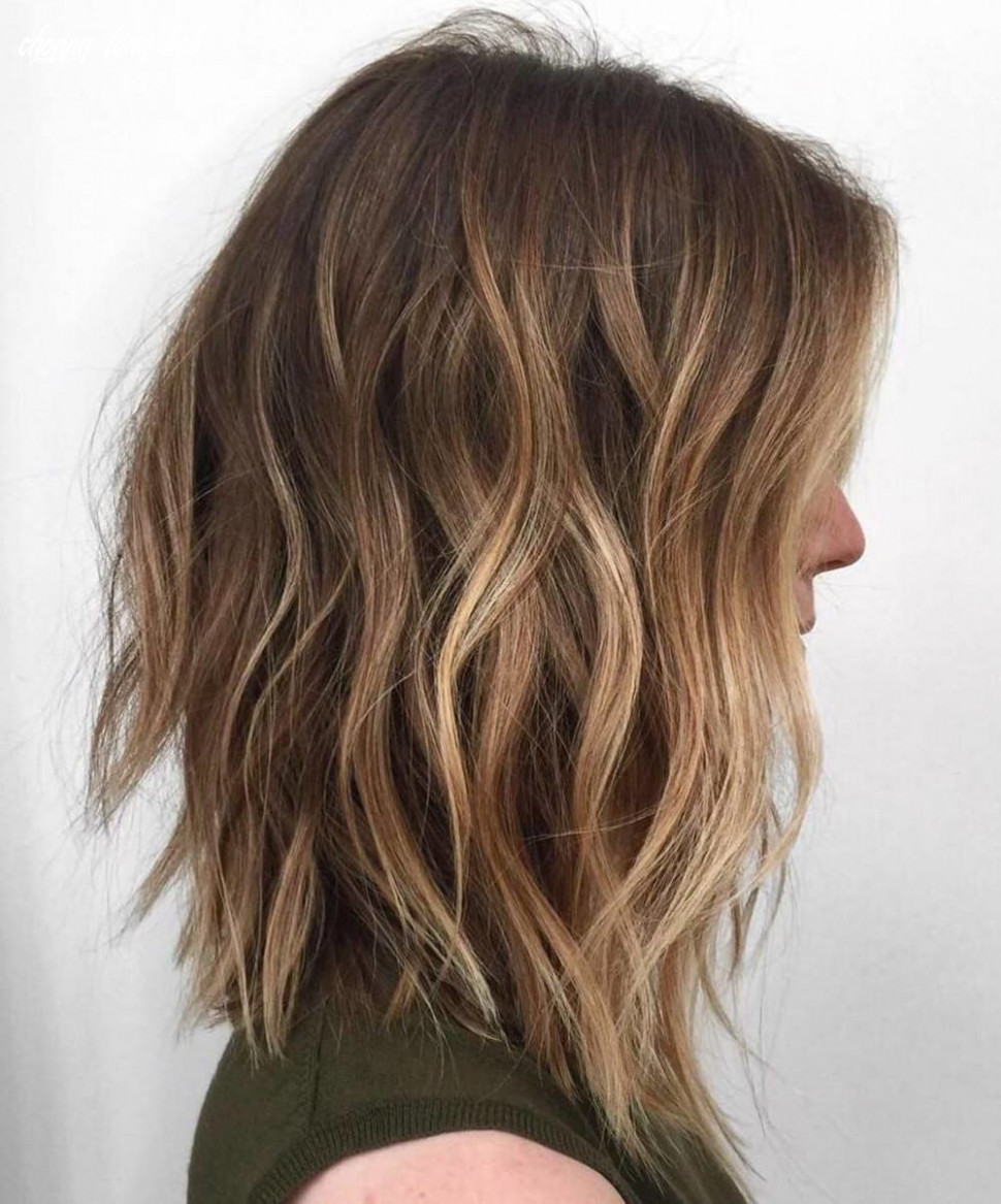 12 flattering balayage hair color ideas for 12   hair styles