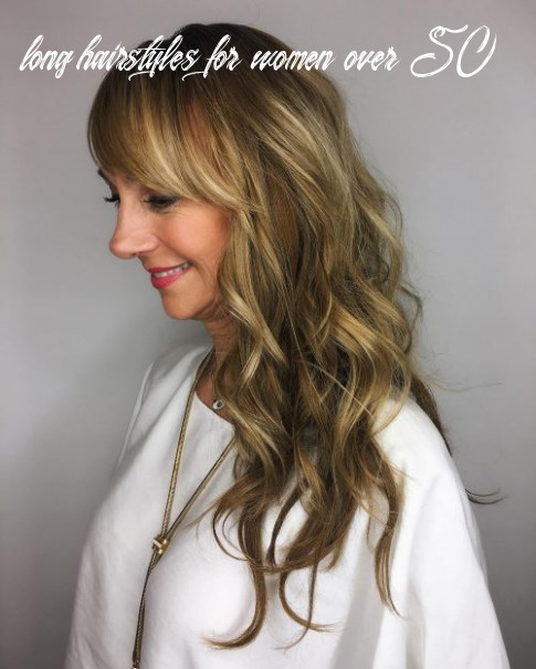 12 flattering long hairstyles for women over 12 long hairstyles for women over 50