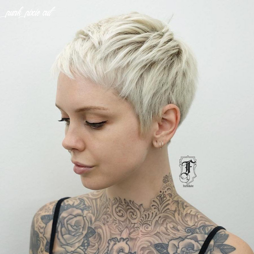12 fresh choppy pixie cut ideas hair adviser punk pixie cut