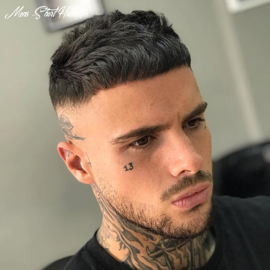 12+ Freshest Men's Short Hairstyles 12 Updated Gallery ...