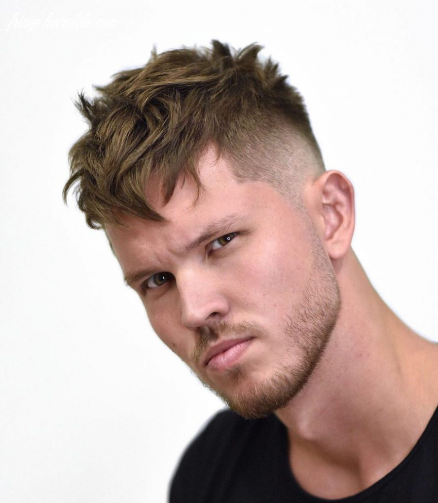 12 fringe haircuts for men > all the styles for 12 fringe hairstyle men