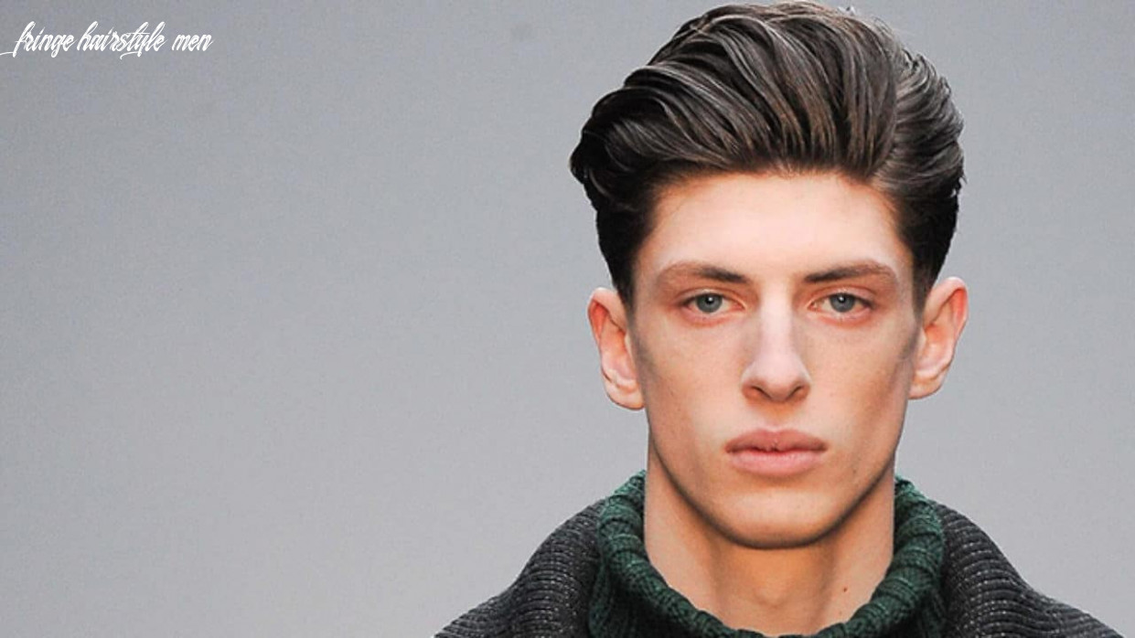 12 fringe hairstyles for men you need to try this season | outsons