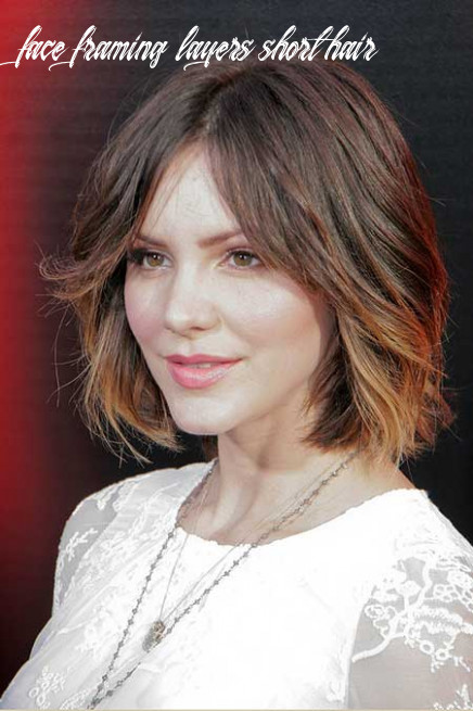 12 fun to wear hairstyles for this season face framing layers short hair