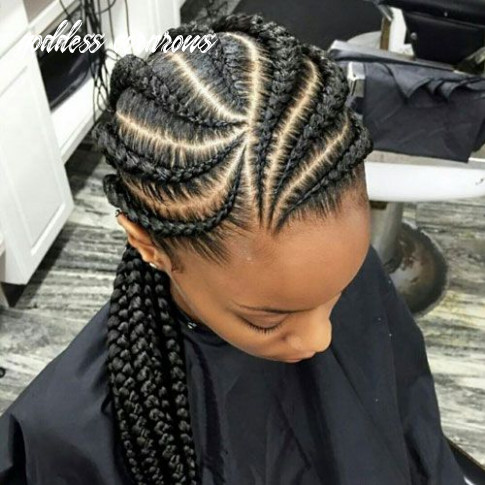 12 gorgeous goddess braids you will love (12 guide)   natural