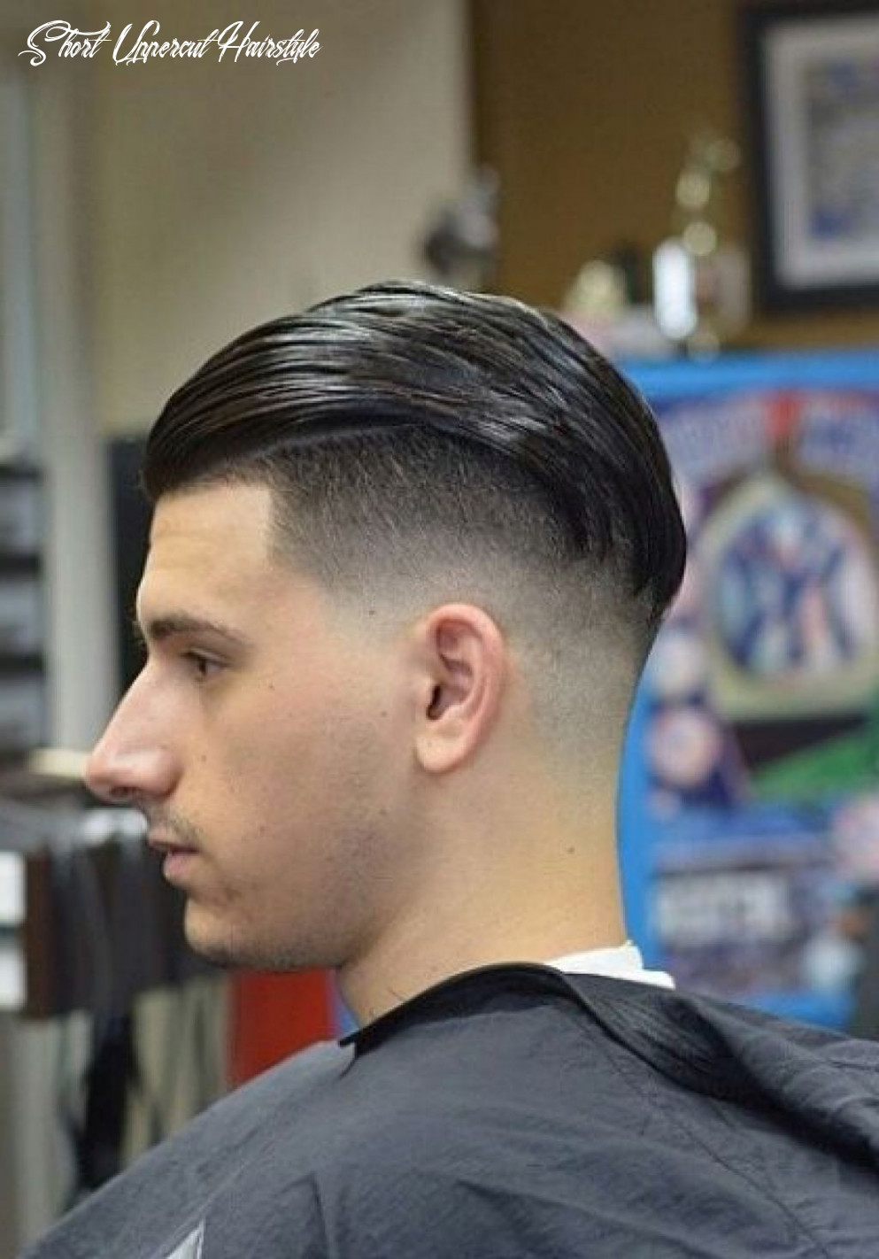 12 gorgeous hairstyle undercut slicked back | uppercut hairstyle