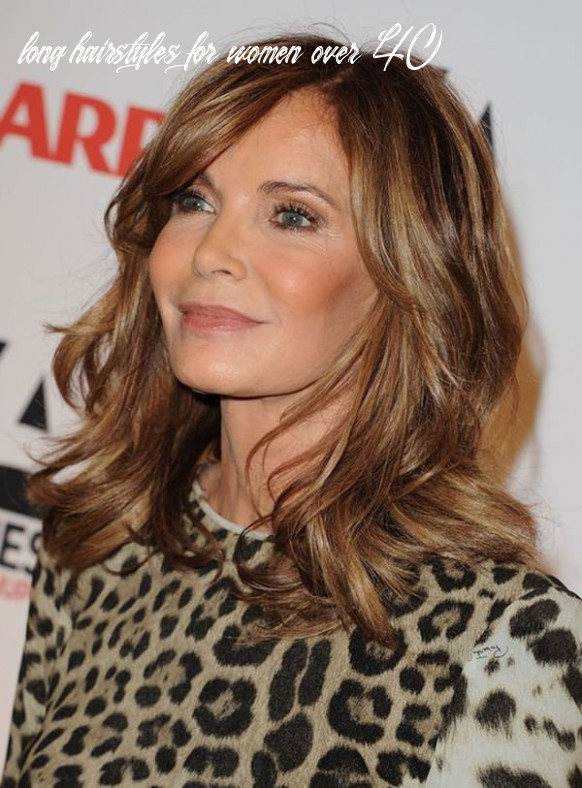 12 gorgeous hairstyles for women over 12 long hairstyles for women over 40