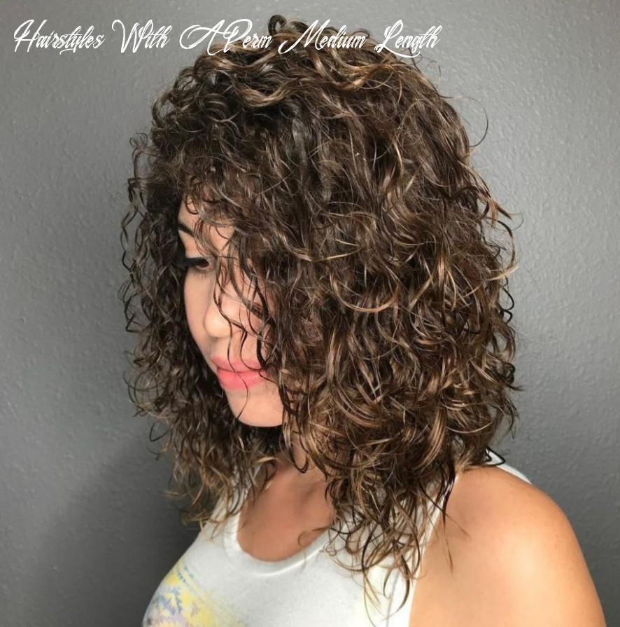 12 gorgeous perms looks: say hello to your future curls! | permed