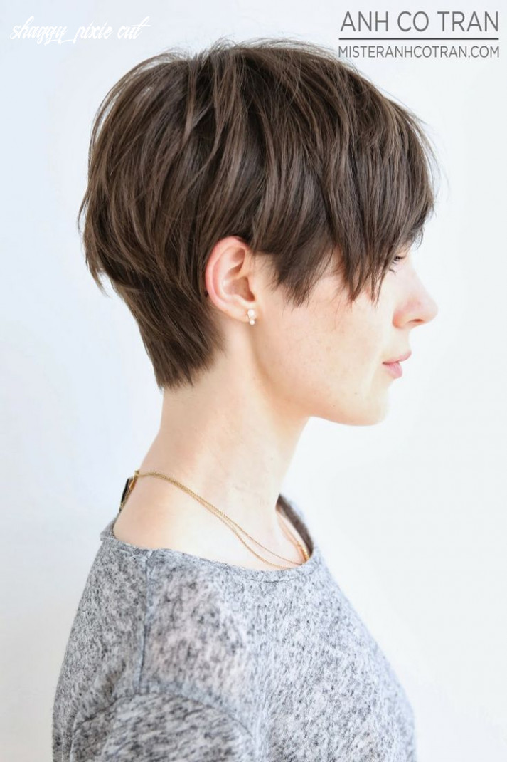 12 great short shaggy hairstyles for women   pretty designs