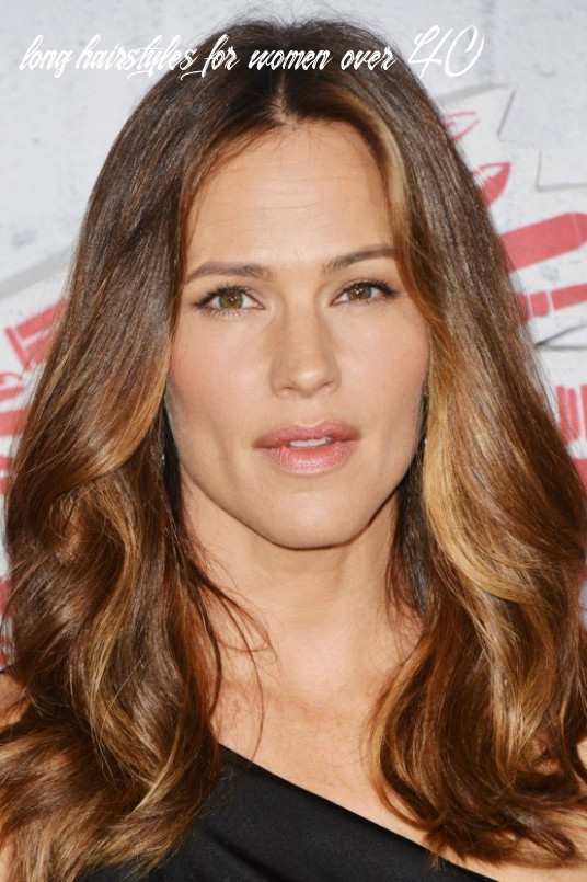 12 hairstyles for women over 12! copy these celebrity looks long hairstyles for women over 40