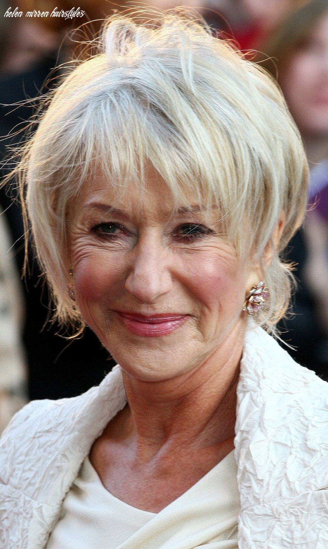 12 helen mirren hairstyles for women over 12 helen mirren hairstyles