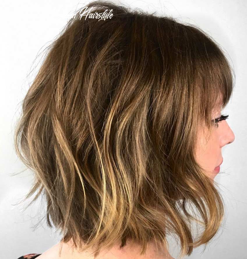 12 hottest and trendiest messy bobs worth trying in 12 hair