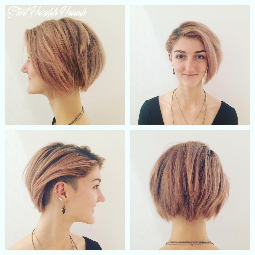 12 hottest short hairstyles, short haircuts 12 bobs, pixie