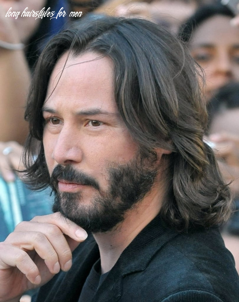 12 incredible long hairstyles & haircuts for men long hairstyles for men