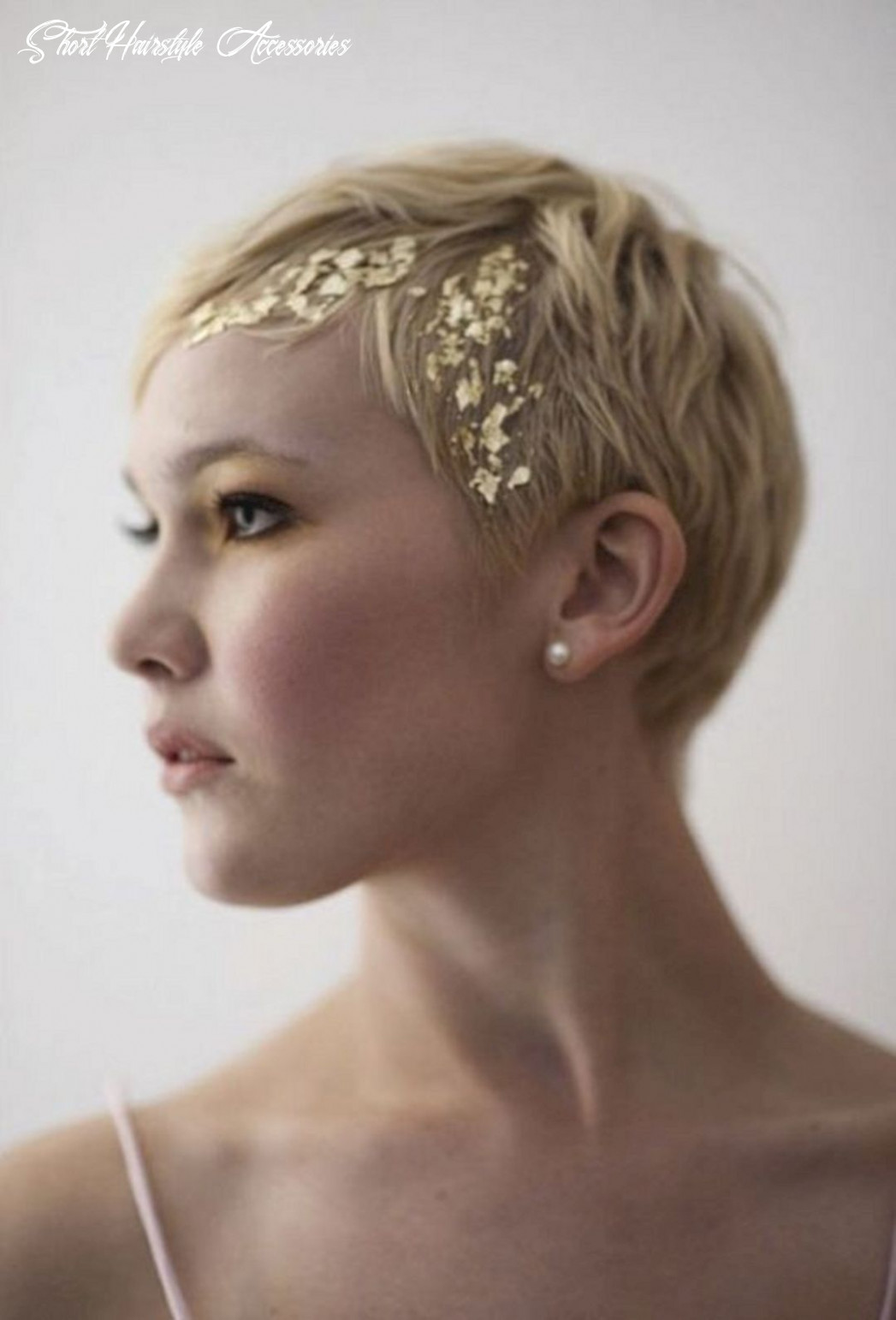 12 incredible wedding hair accessories for short hairstyle ideas