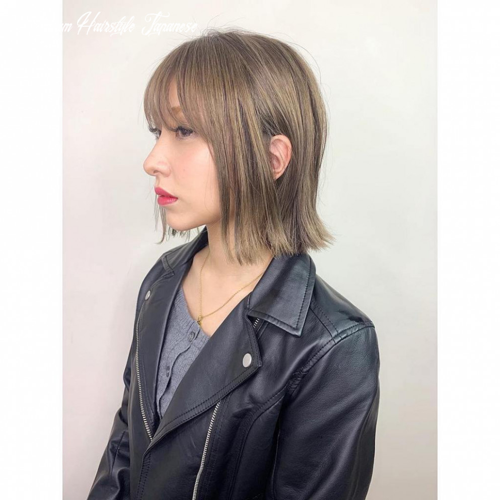 12 Japanese hairstyles for women 12   Hairstyles for women 12
