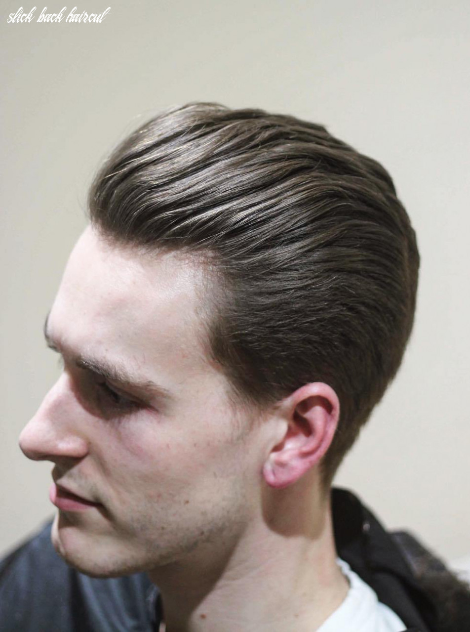 12 Latest Mens Slick Back Hairstyles & Haircut Ideas | Hairdo ...