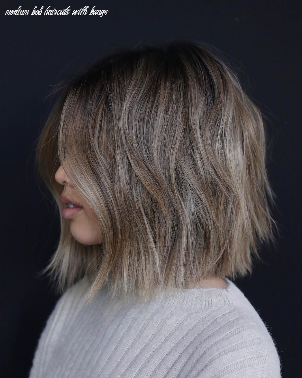 12 Layered Bob Hairstyles to Inspire Your Next Haircut in 12
