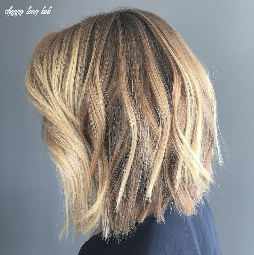 12 layered bobs you will fall in love with hair adviser choppy long bob