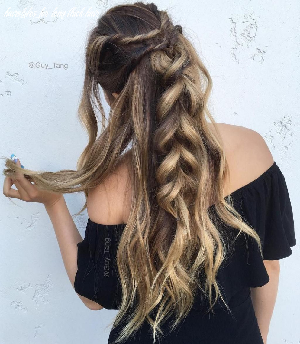 12 long hairstyles you will want to rock immediately! | thick hair