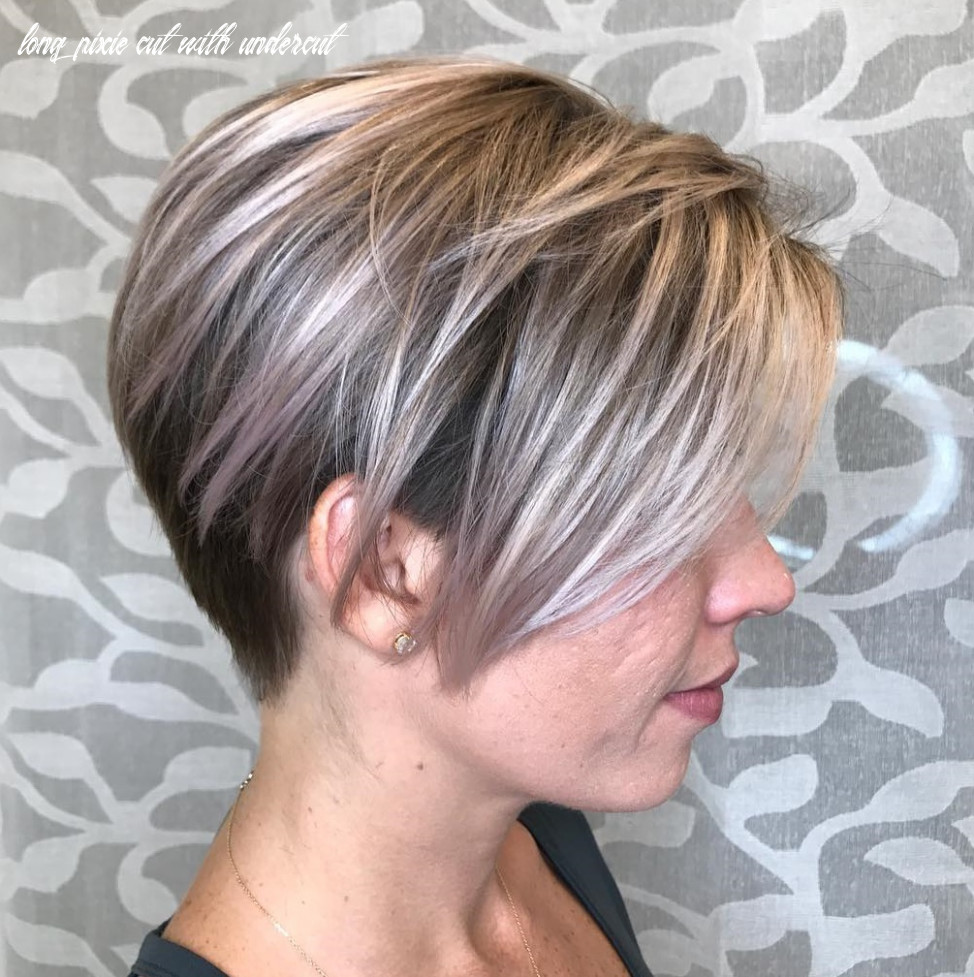 12 long pixie cuts to make you stand out in 12 hair adviser long pixie cut with undercut