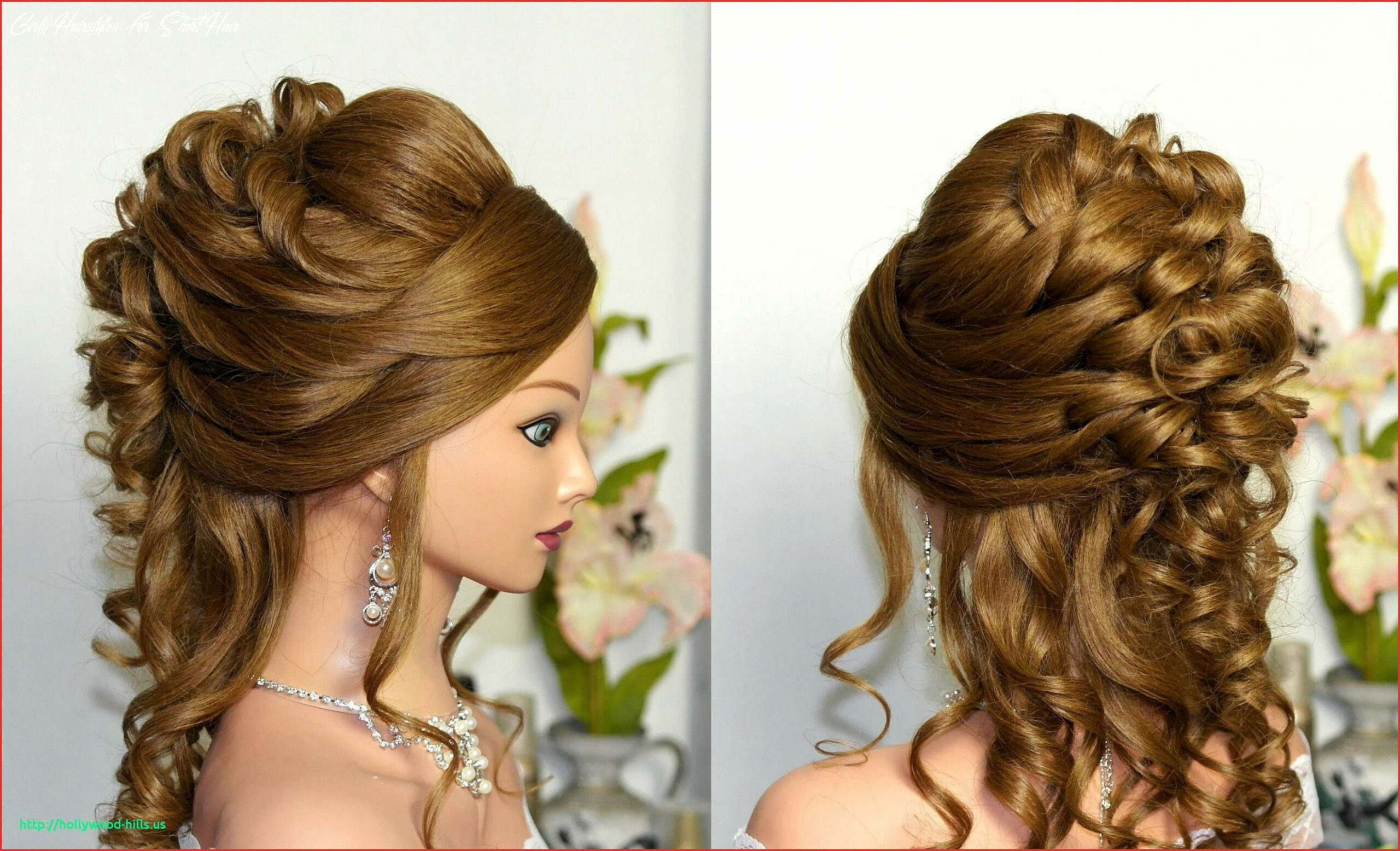 12 luxury hairstyle for kid girl short hair girly hairstyles for short hair