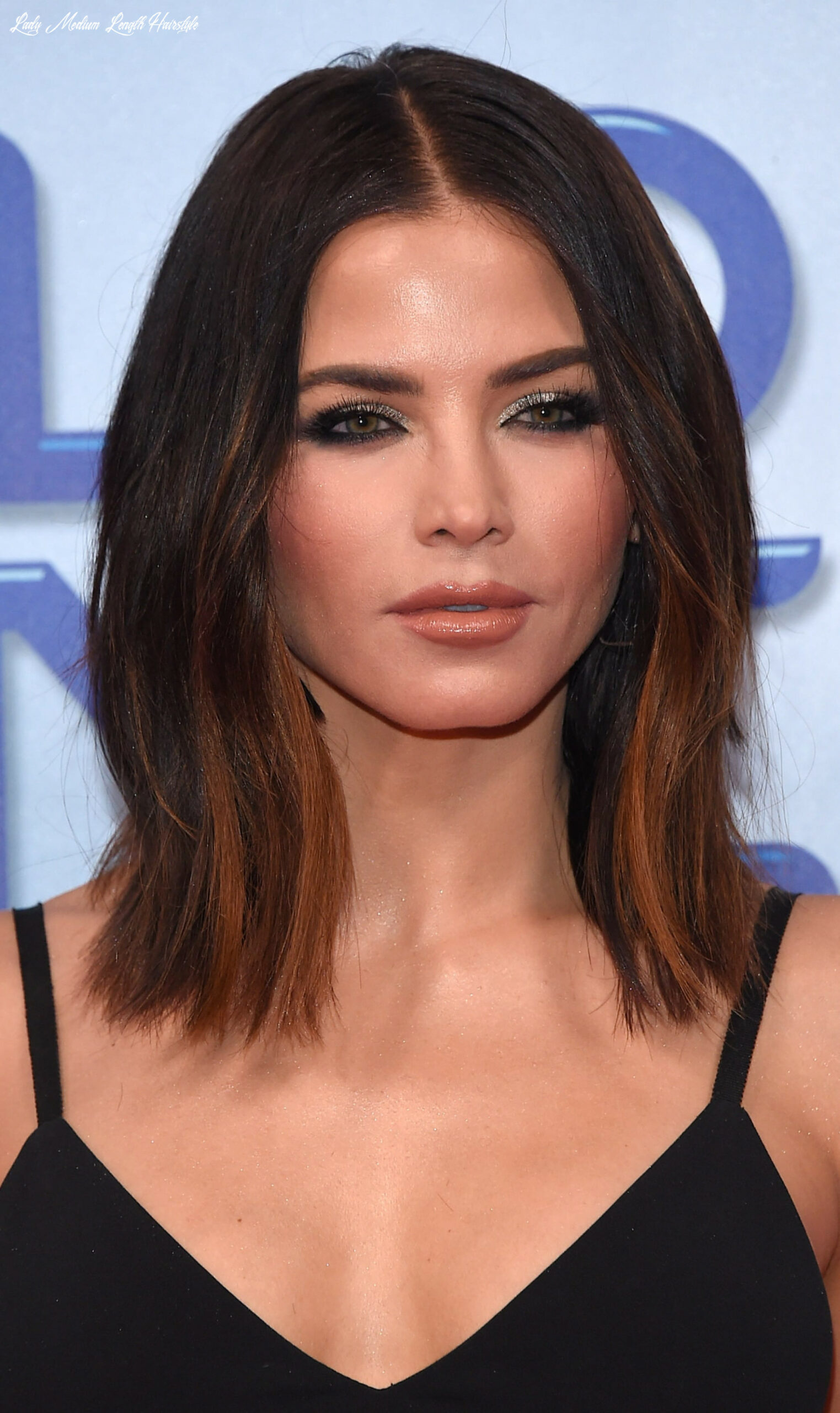 12 medium and shoulder length hairstyles for women   haircut