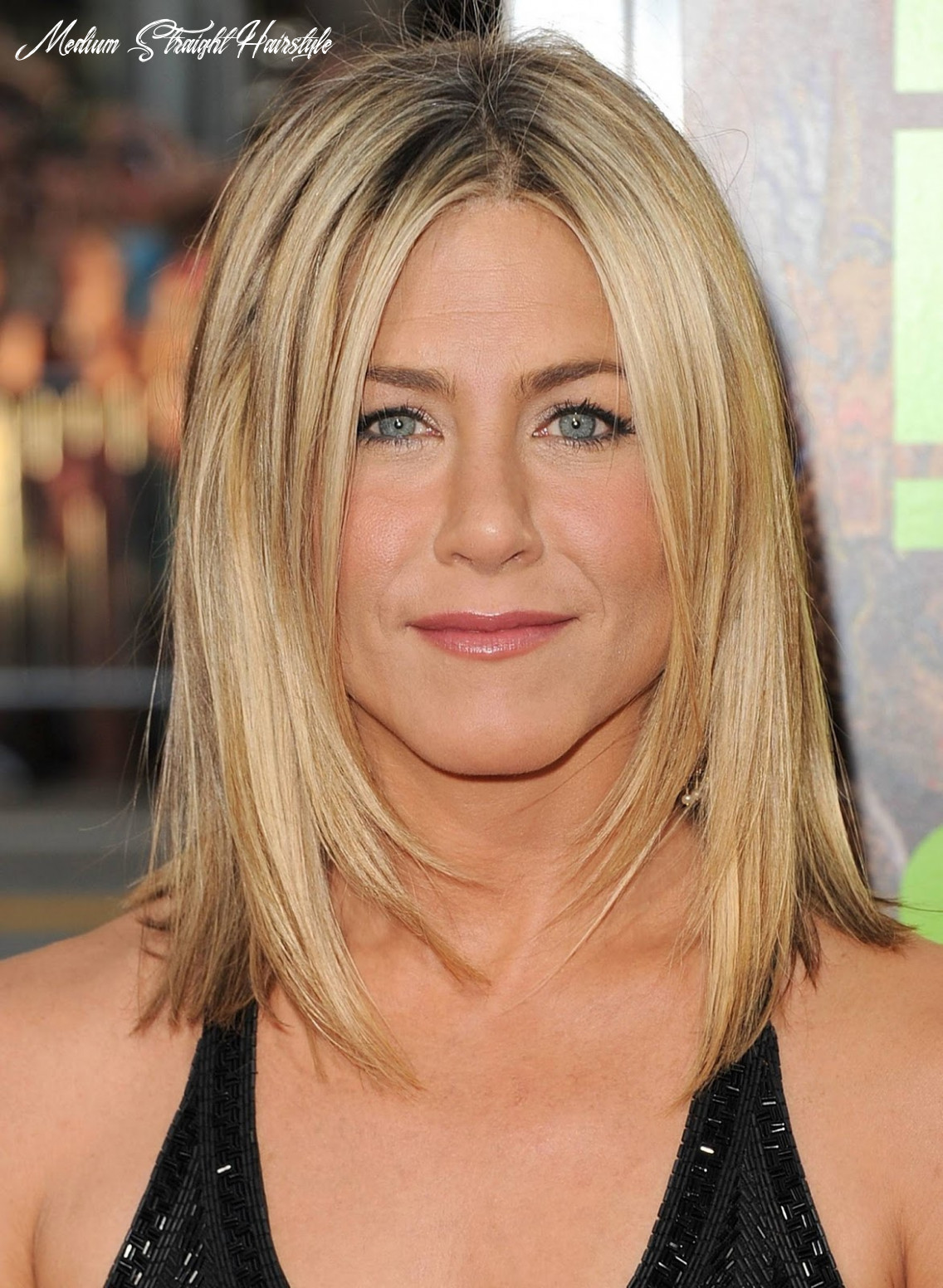 12 medium hairstyles for girls with straight hair medium straight hairstyle