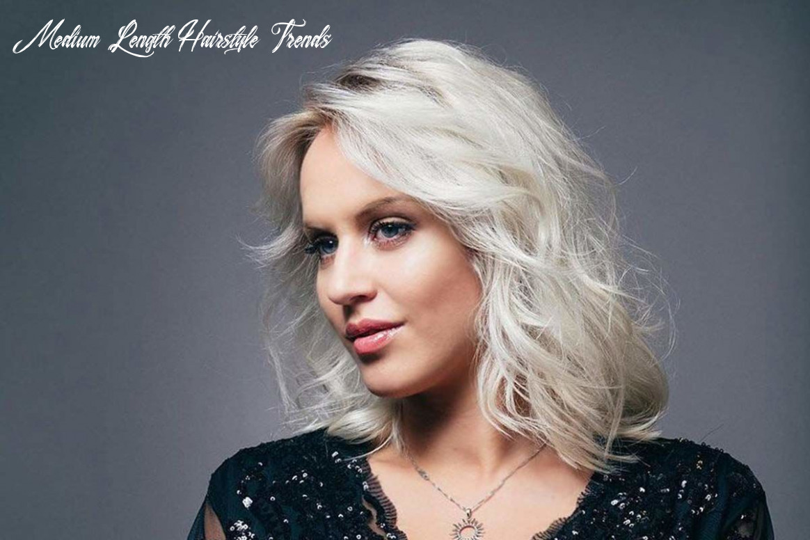 12 medium length hairstyles ideal for thick hair   lovehairstyles