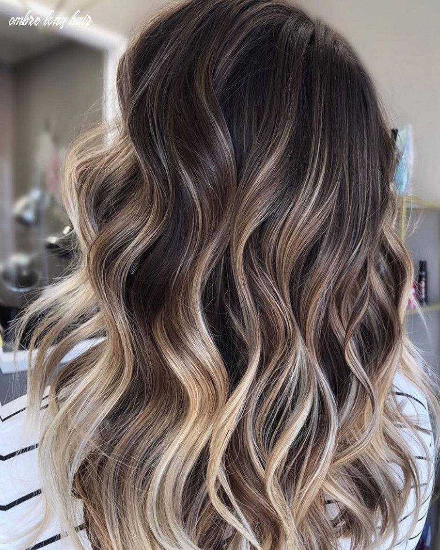 12 medium to long hair styles ombre balayage hairstyles for