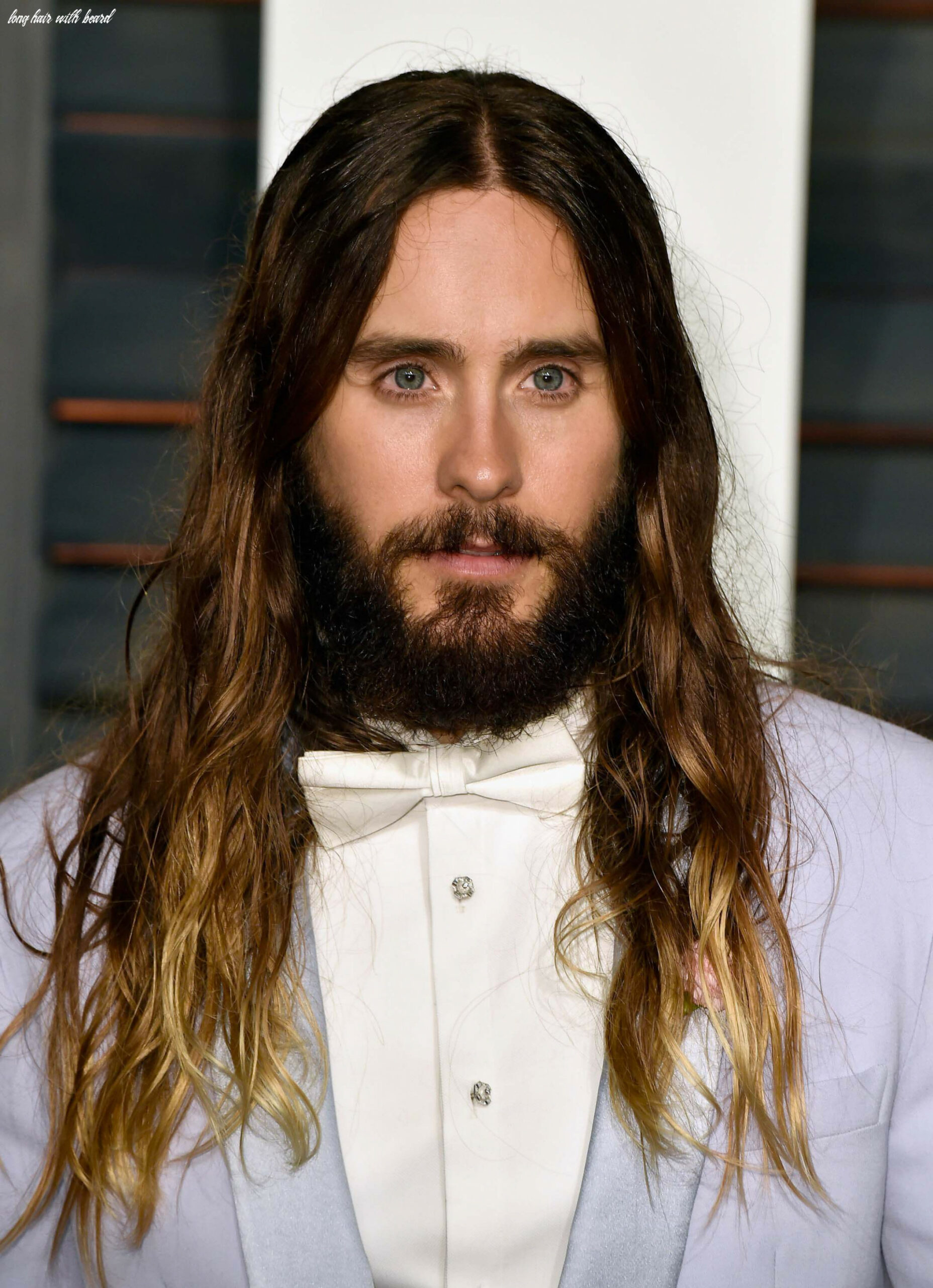 12 men with long hair: all the looks you need to know long hair with beard