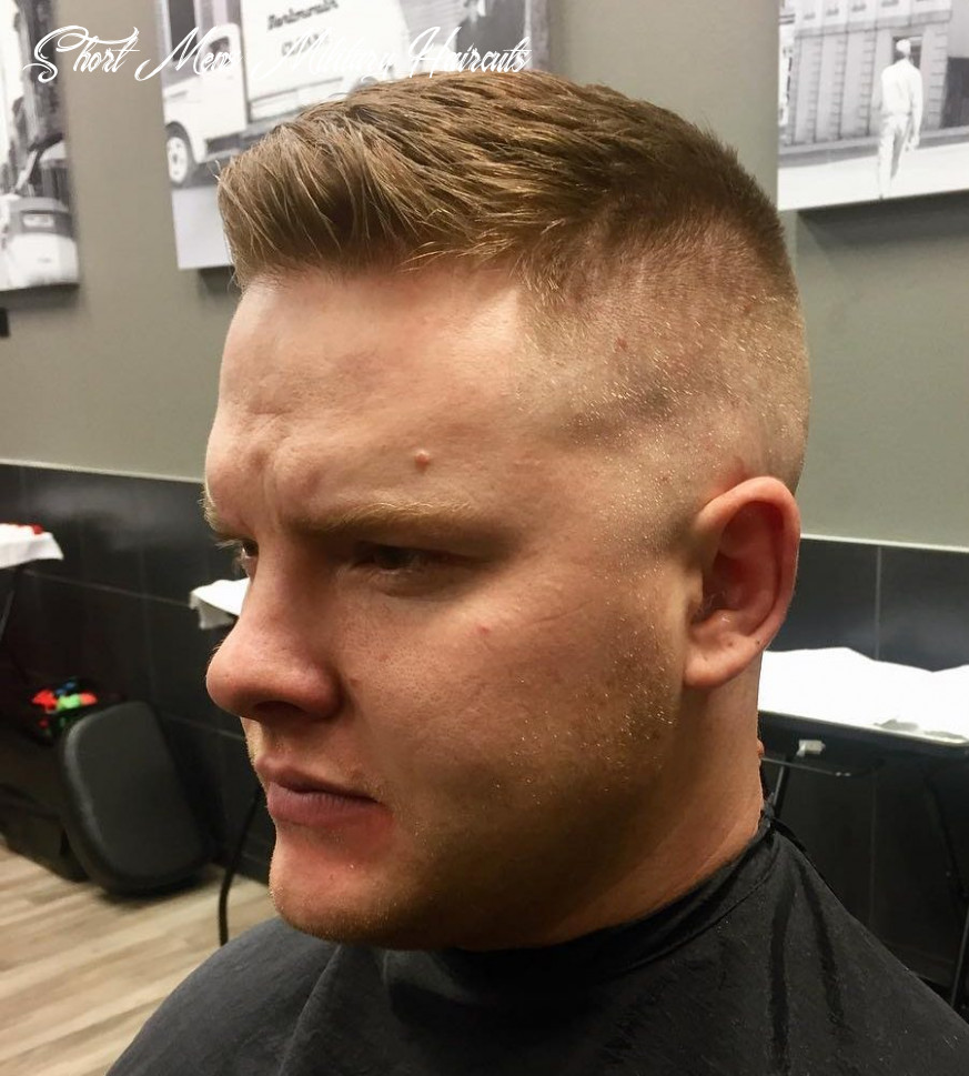 12 military haircuts that are totally cool short mens military haircuts