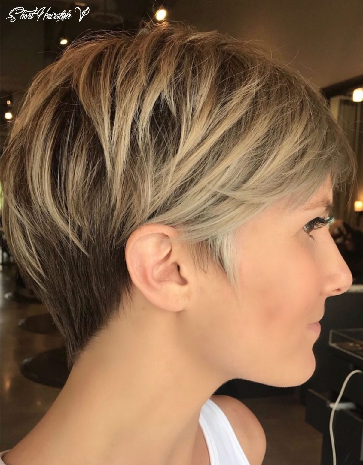 12 mind blowing short hairstyles for fine hair | short thin hair