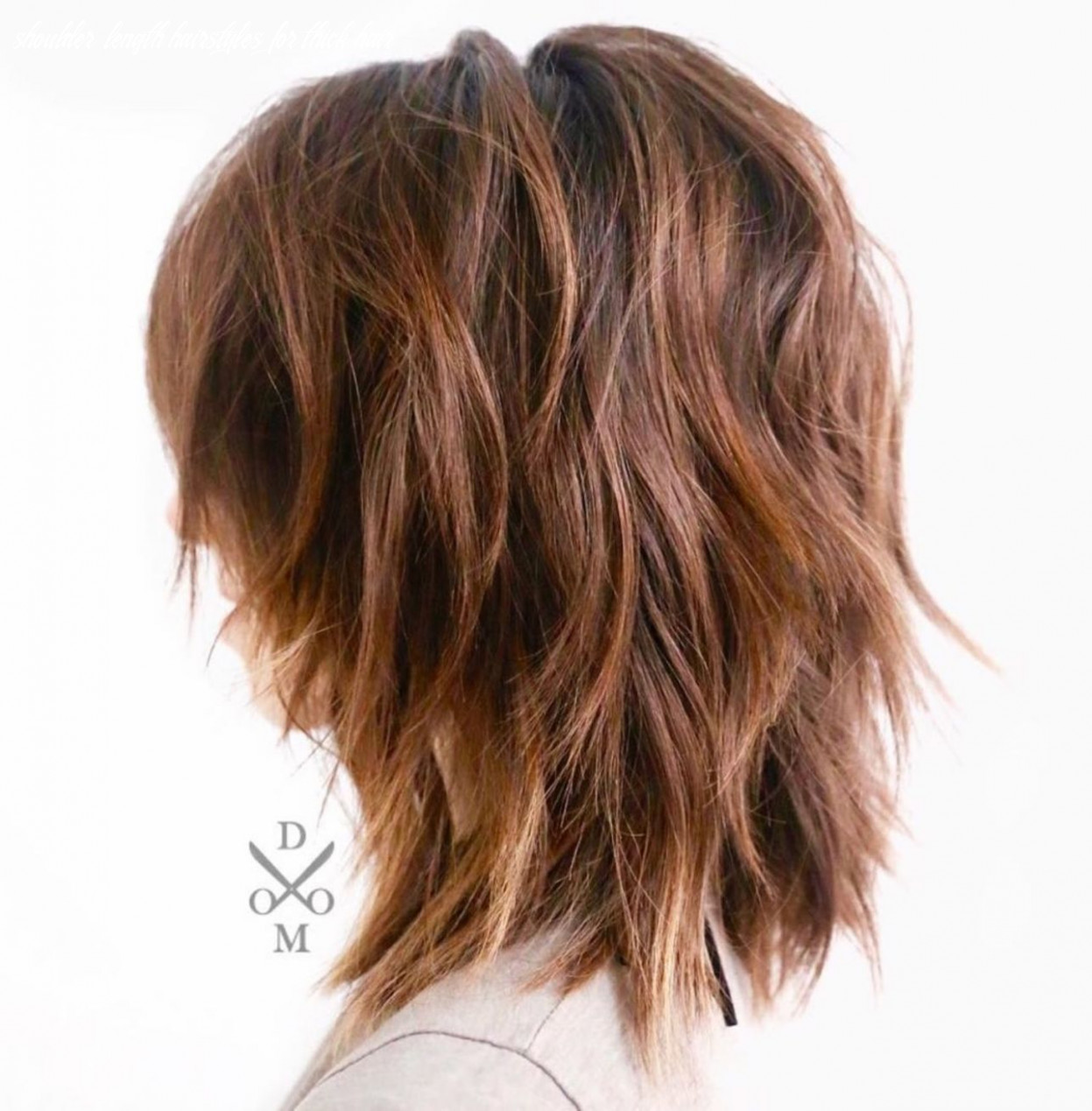 12 most beneficial haircuts for thick hair of any length | thick