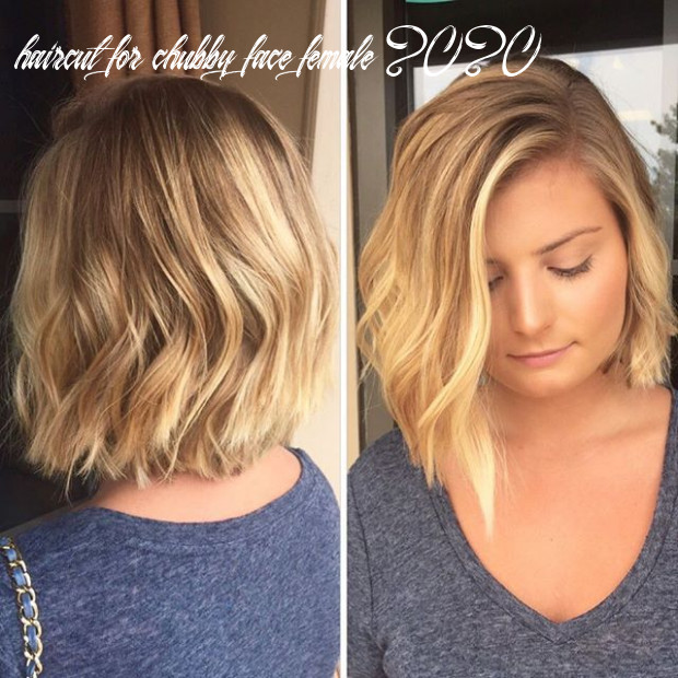 12 most flattering bob hairstyles for round faces 12 | bob
