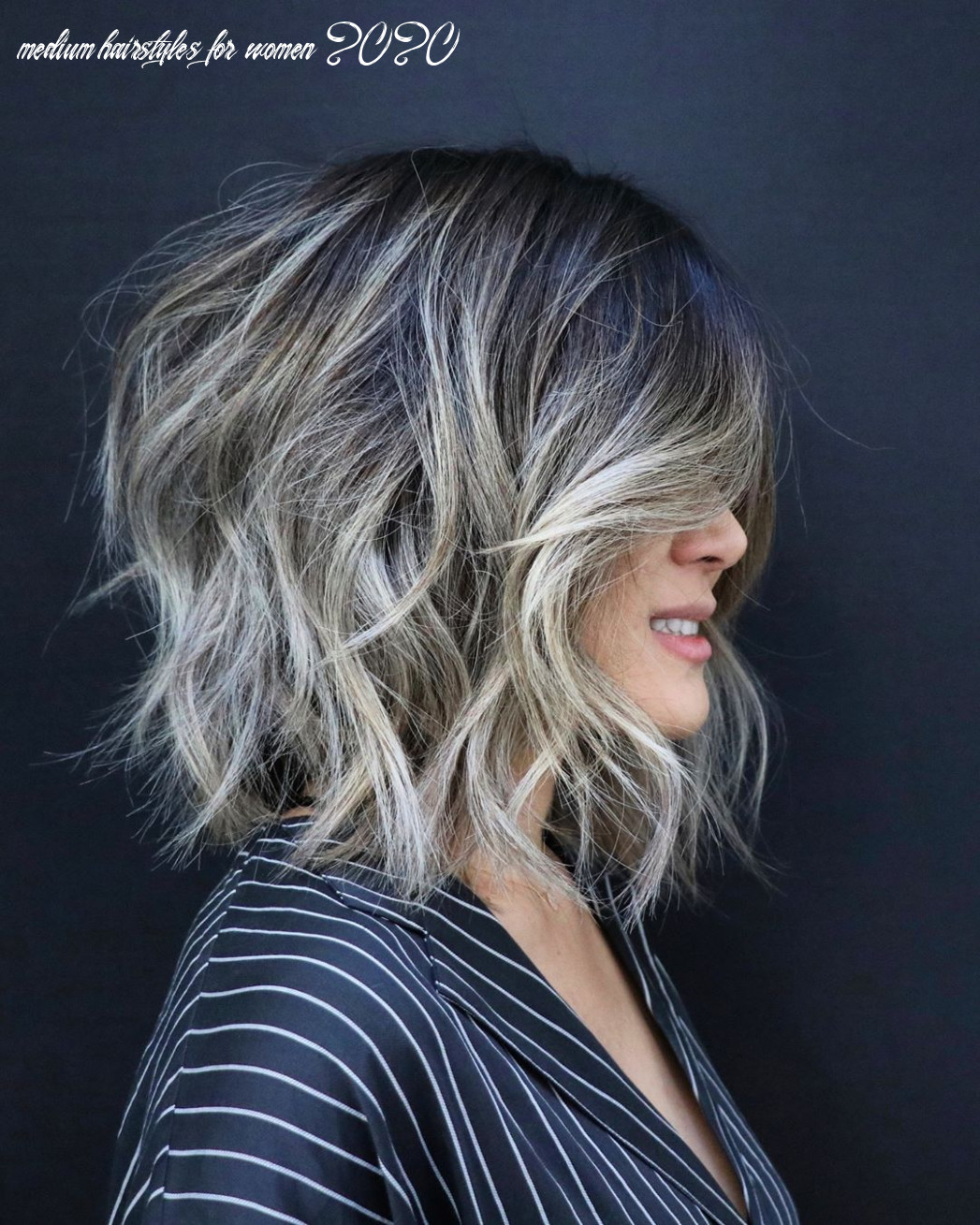 12 Most Trendy and Terrific Medium Hairstyles 12 - Haircuts ...