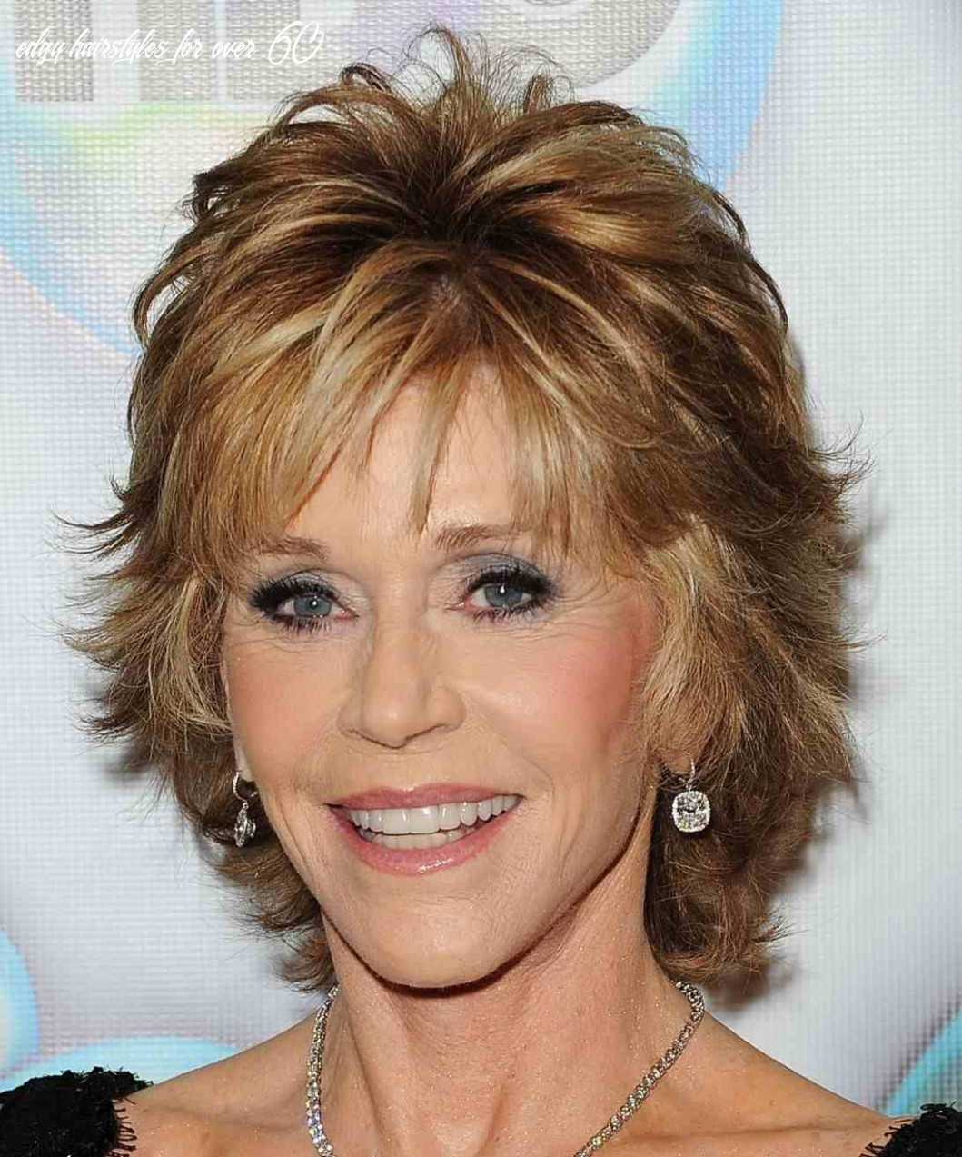 12 must try hairstyles for women over 12 | 12retirees edgy hairstyles for over 60
