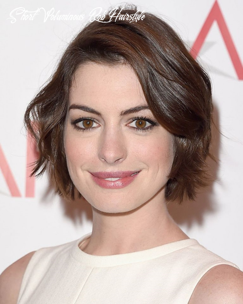 12 new and old bob hairstyles the return of a classic haircut short voluminous bob hairstyle