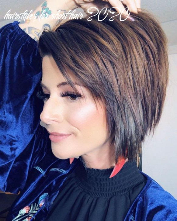 12 new best short layered hairstyles | short hair with layers