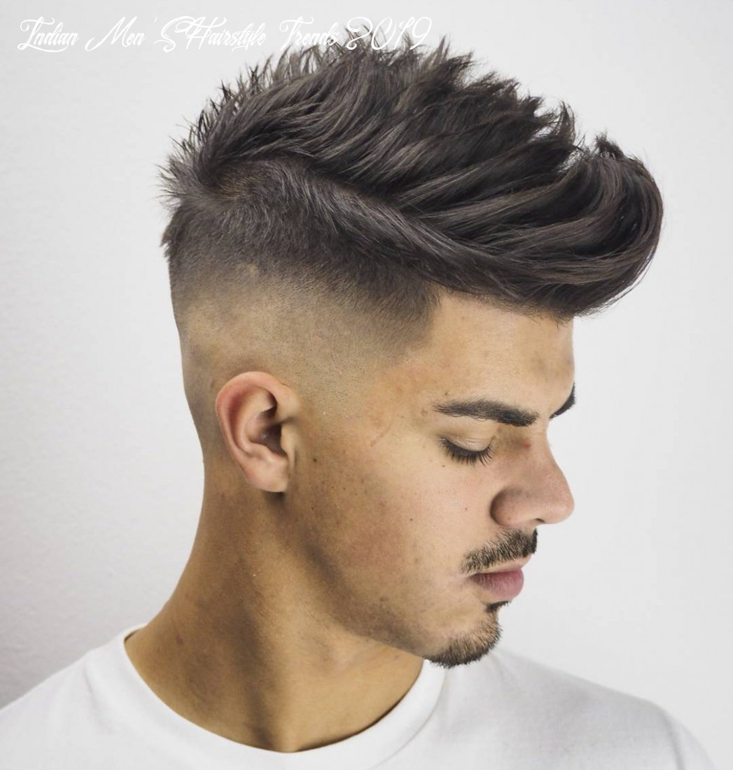 12 New Hairstyles For Men (12 Update)